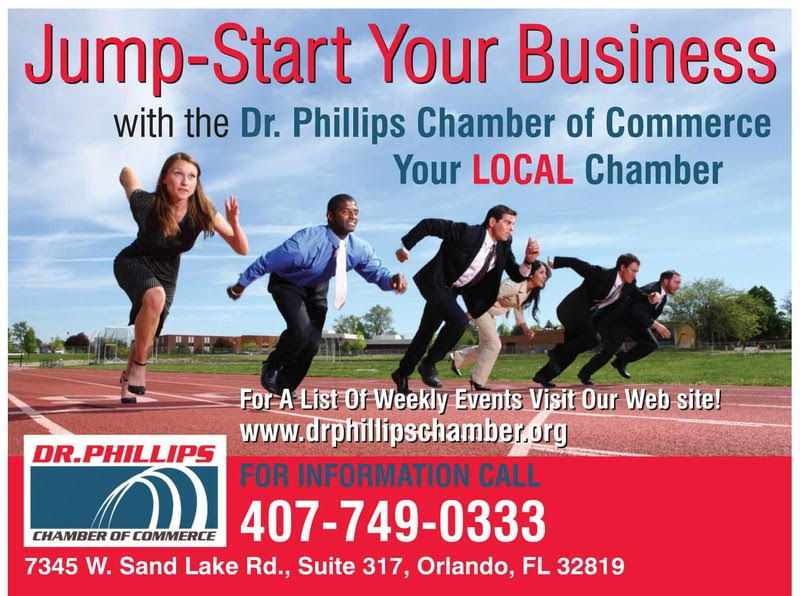 Join the Dr. Phillips Chamber of Commerce